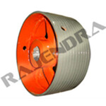 Flat Belt Pulley, Manufacturers in India, Gujarat, Ahmedabad